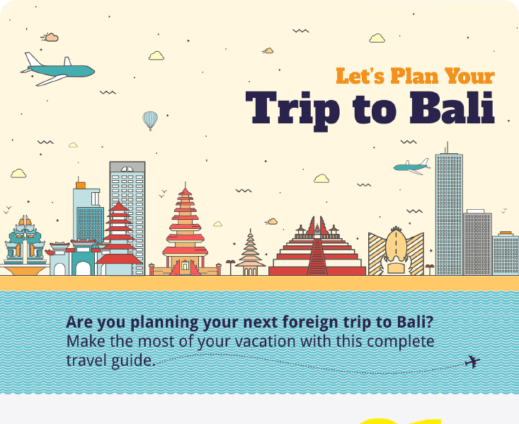 Planning a Trip to Bali – ICICI Lombard