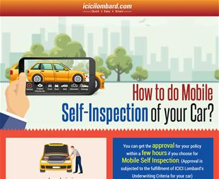 Mobile Self Inspection