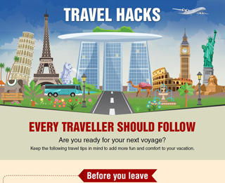 Awesome Travel Hacking Tips
