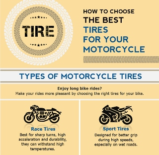 Best Tires For Your Motorcycle